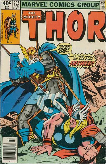 Thor (1966) 292-A by Marvel