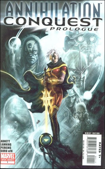 Annihilation: Conquest Prologue 1-A by Marvel