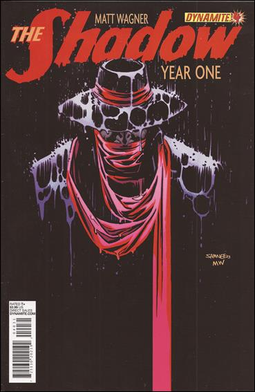 Shadow Year One 4-C by Dynamite Entertainment