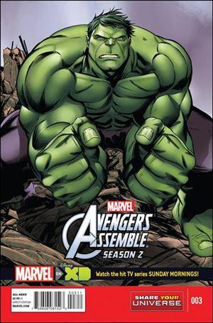 Marvel Universe Avengers Assemble Season 2 3-A