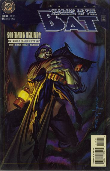 Batman: Shadow of the Bat 39-A by DC