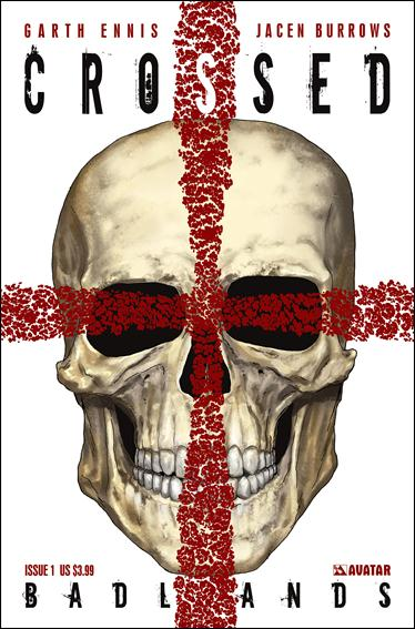 Crossed: Badlands 1-A by Avatar Press
