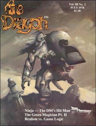 Dragon Magazine 16-A