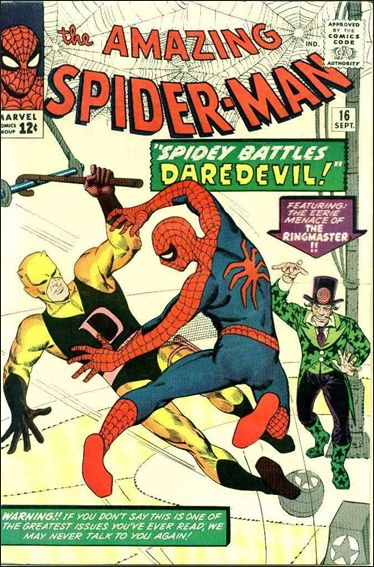 Amazing Spider-Man (1963) 16-A by Marvel