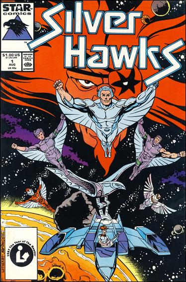Silverhawks 1-A by Star