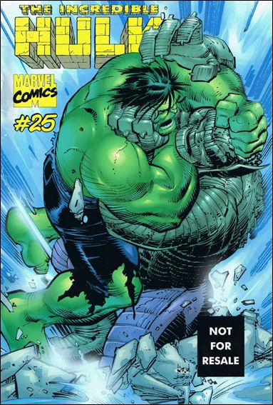 Incredible Hulk (2000)  25-B by Marvel