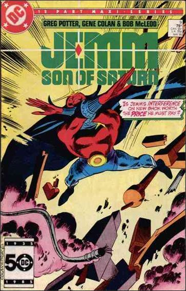 Jemm, Son of Saturn 9-A by DC