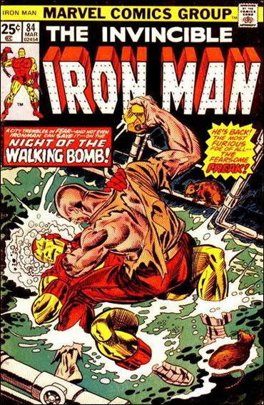 Iron Man (1968) 84-A by Marvel
