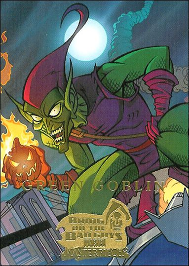 2008 Marvel Masterpieces: Series 3 (Base Set) 15-A by SkyBox
