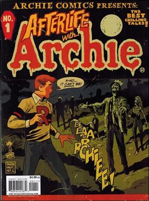 Afterlife With Archie Magazine 1-A