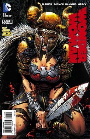 Wonder Woman (2011) 38-A