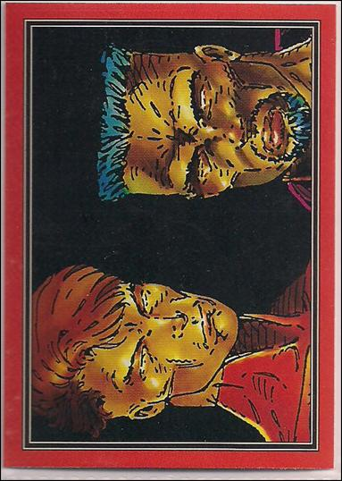 Youngblood: Series 1 (Base Set) 73-A by Comic Images