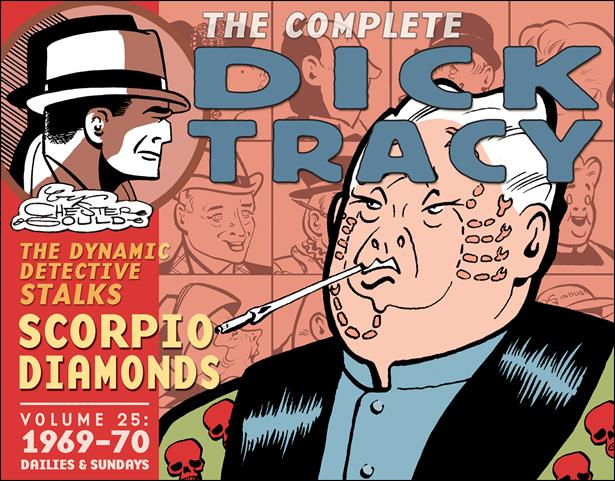 Complete Chester Gould's Dick Tracy 25-A by IDW