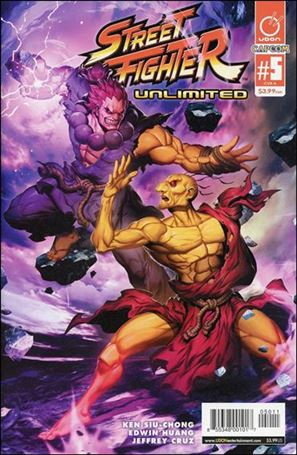 Street Fighter Unlimited 5-A