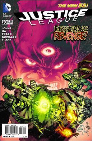 Justice League (2011) 20-A