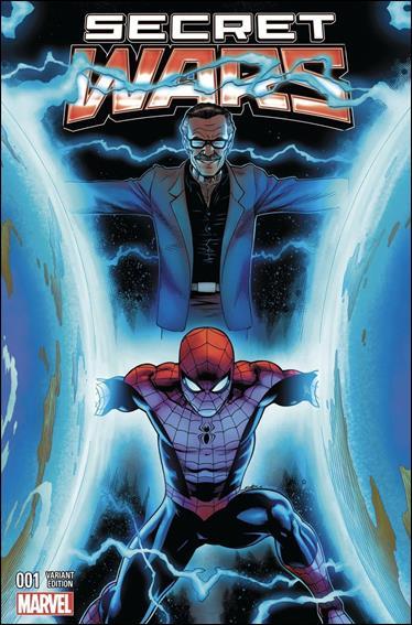 Secret Wars 1-SJ by Marvel
