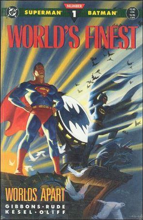 World's Finest (1990) 1-A