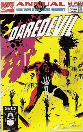 Daredevil Annual (1967) 7-A