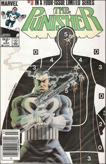 Punisher (1986) 3-B by Marvel