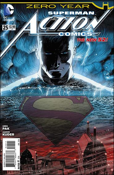 Action Comics (2011) 25-A by DC