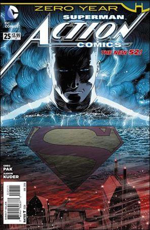 Action Comics (2011) 25-A