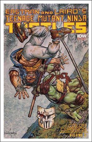Teenage Mutant Ninja Turtles Color Classics Vol. 03 2-A