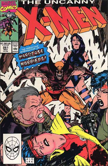 Uncanny X-Men (1981) 261-A by Marvel