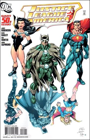 Justice League of America (2006) 50-B by DC