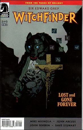Witchfinder: Lost and Gone Forever 2-A