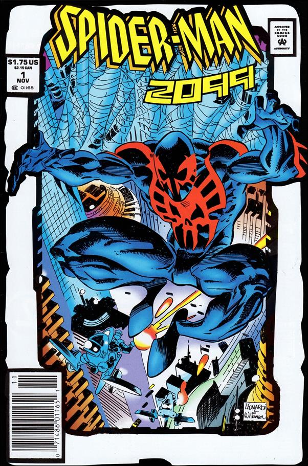 Spider-Man 2099 1-C by Marvel