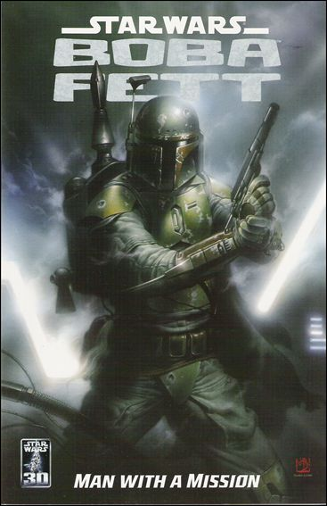 Star Wars: Boba Fett - Man with a Mission nn-A by Dark Horse