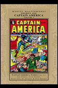 Marvel Masterworks: Golden Age Captain America 3-A