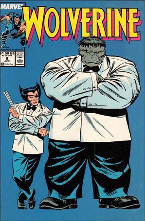 Wolverine (1988)  8-A