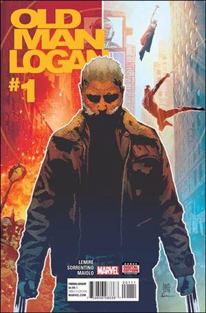 Old Man Logan (2016) 1-A