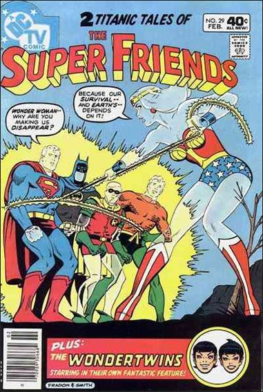 Super Friends (1976) 29-A by DC