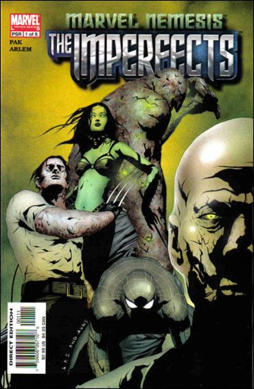 Marvel Nemesis: The Imperfects 1-A by Marvel