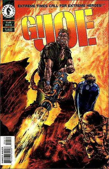 GI Joe (1995) 4-A by Dark Horse
