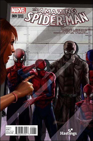 Amazing Spider-Man (2014) 9-H by Marvel