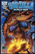 Godzilla: Rulers of the Earth 17-B