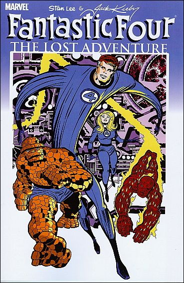Fantastic Four: The Lost Adventure 1-A by Marvel