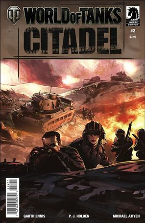 World of Tanks: Citadel 2-A