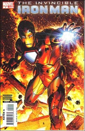 Invincible Iron Man (2008) 2-B