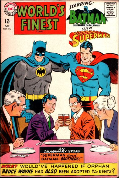 World's Finest Comics 172-A by DC