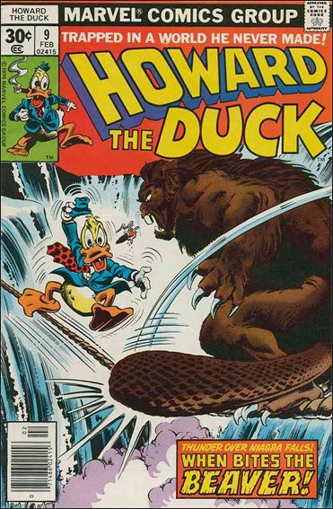 Howard the Duck (1976) 9-A by Marvel