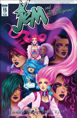 Jem & the Holograms 15-B