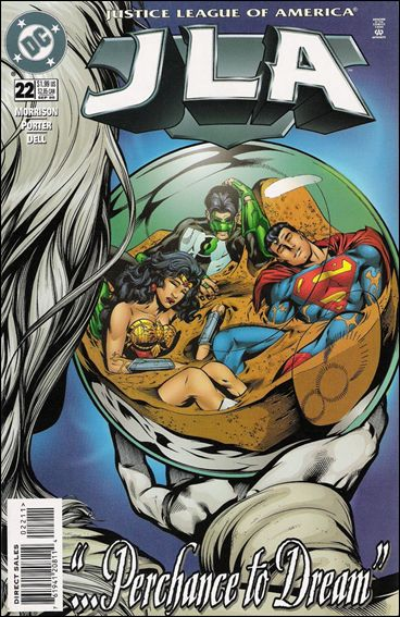 JLA 22-A by DC