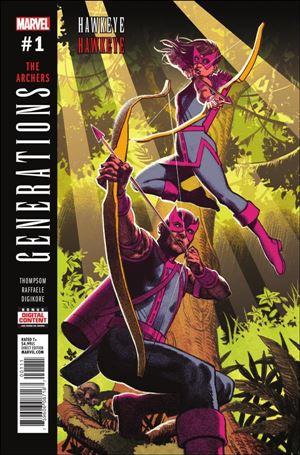 Generations: Hawkeye & Hawkeye 1-A