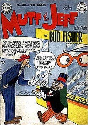 Mutt & Jeff 38-A