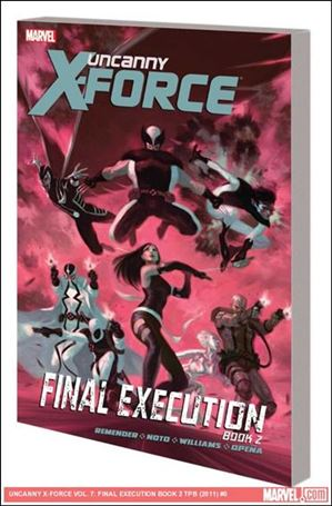 Uncanny X-Force (2011) 7-A