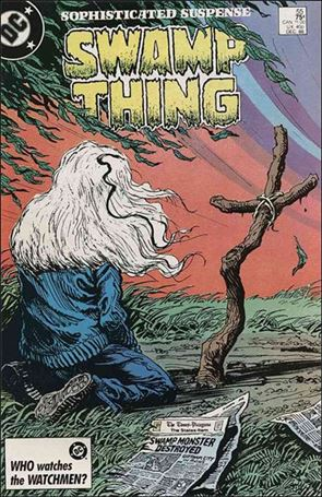 Swamp Thing (1986) 55-A